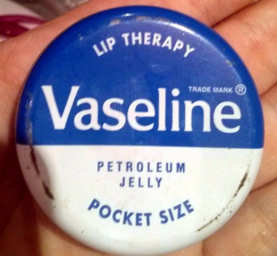 Lip therapy petroleum jelly pocket size - Produit - en