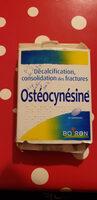 ostéocynésine - Product - fr