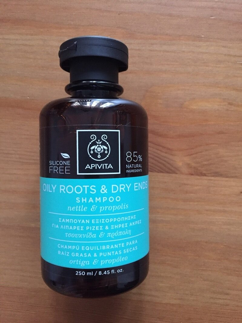 Oily roots & dry ends shampoo - Product