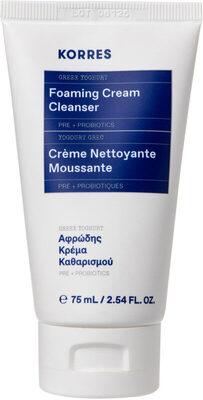 Travel Size Greek Yoghurt Foaming Cream Cleanser - Product - en
