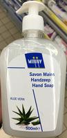 Savon Mains aloe vera - Product - fr