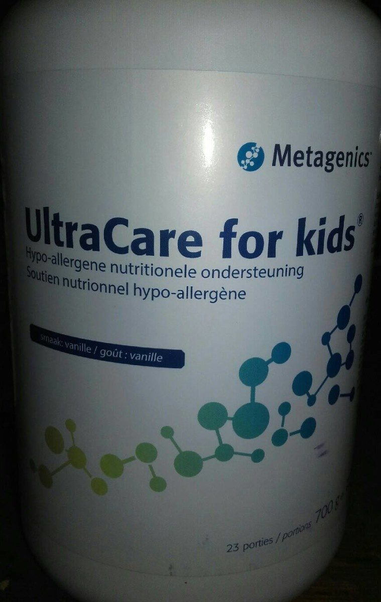 UltraCare for kids - Product