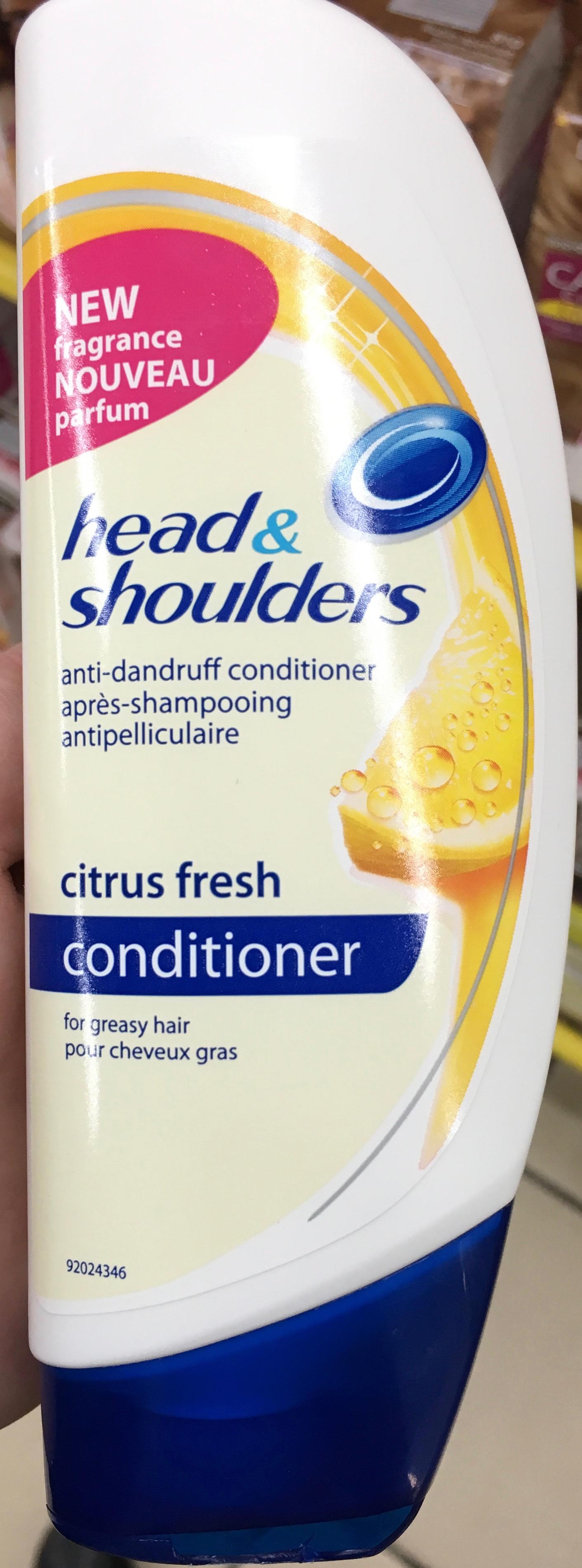 Après-shampooing antipelliculaire Citrus Fresh - Product - fr