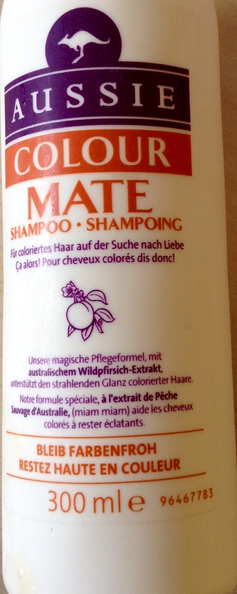 Shampoing colou mate - Product - fr