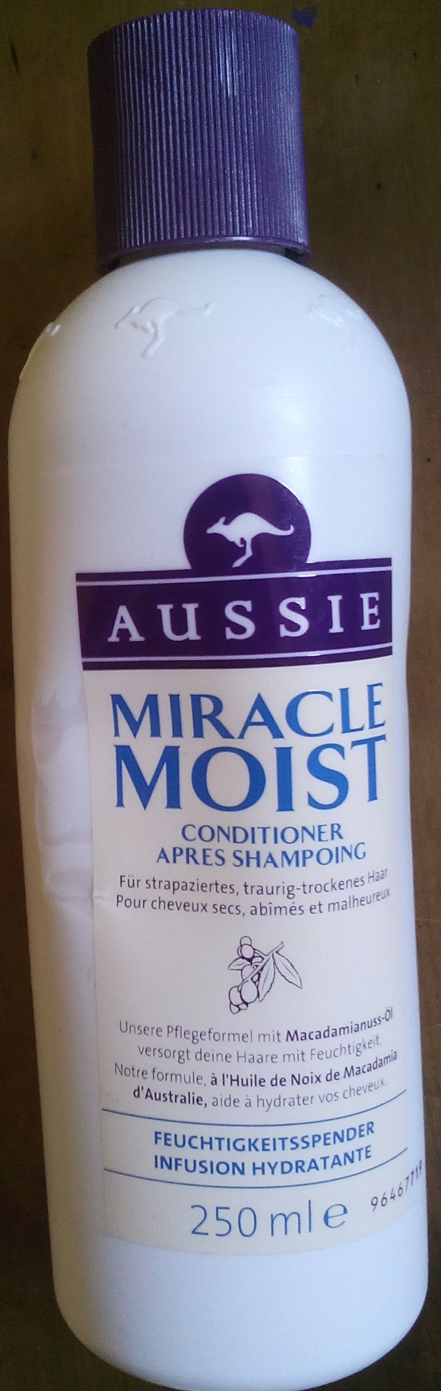 Miracle Moist Après-shampoing - Product - fr