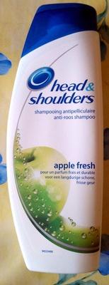 Shampooing antipelliculaire Apple Fresh - Produit