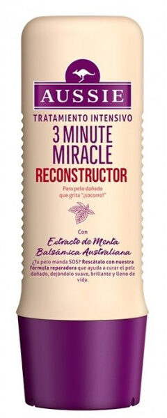 Aussie 3 minute miracle reconstructor - Product - en
