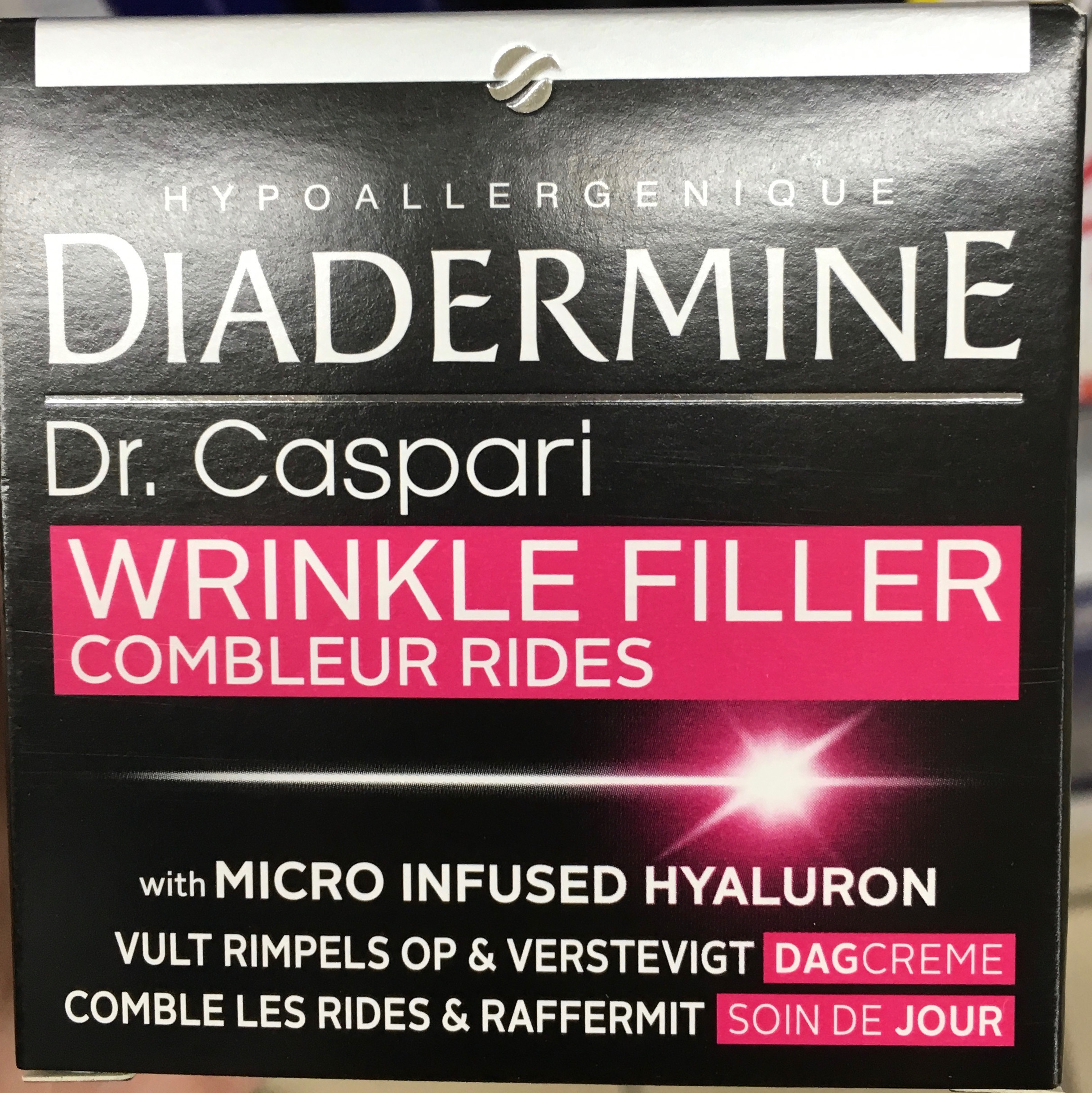 Dr. Caspari Combleur Rides - Produit - fr