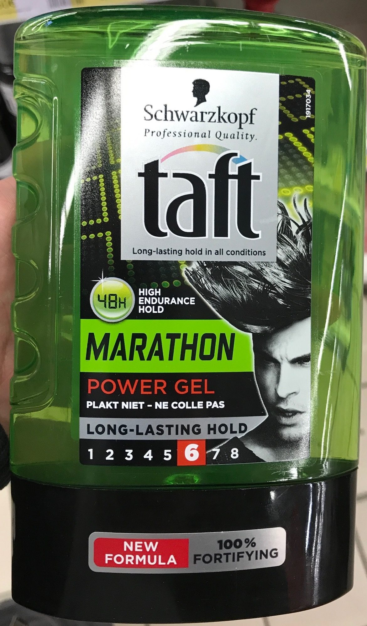 Taft Marathon 48H Power Gel 6 - Product