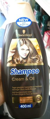 Shampoo Cream & Oil - Product - fr