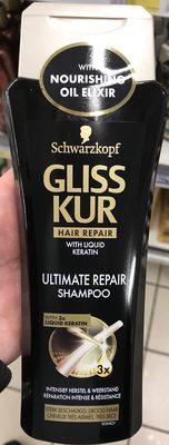 Gliss Kur Ultimate Repair Shampoo - Produit