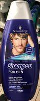 Shampoo for Men Force et Volume - Product - fr