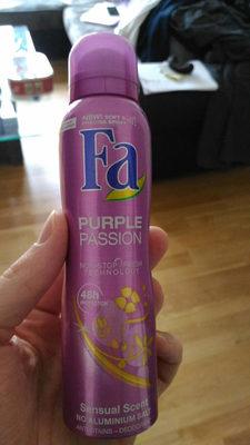 déodorant fa - Product - en