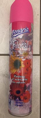 Floral desodorisant 300 ml - Product - fr