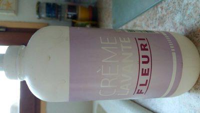 Crème lavante main - Product - fr
