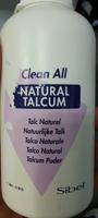 Natural Talcum - Product