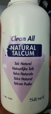 Natural Talcum - Produit