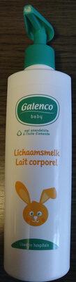 lait corporel - Product - en