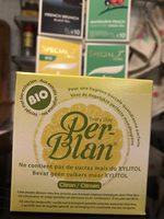 Perblan Every Day au Citron - Produit - fr