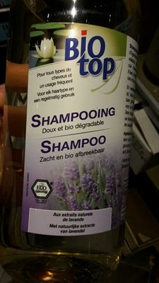 Shampooing lavande - Product