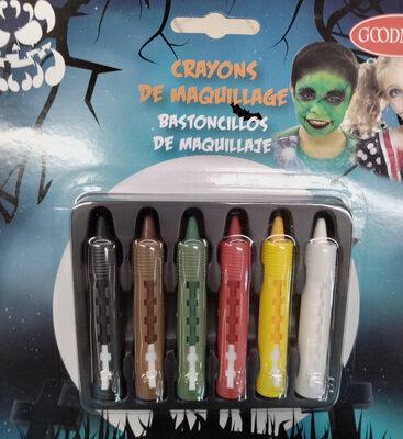 crayons de maquillage - Produit - fr