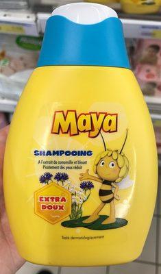 Shampooing à l'extrait de camomille et bleuet Extra Doux - Product