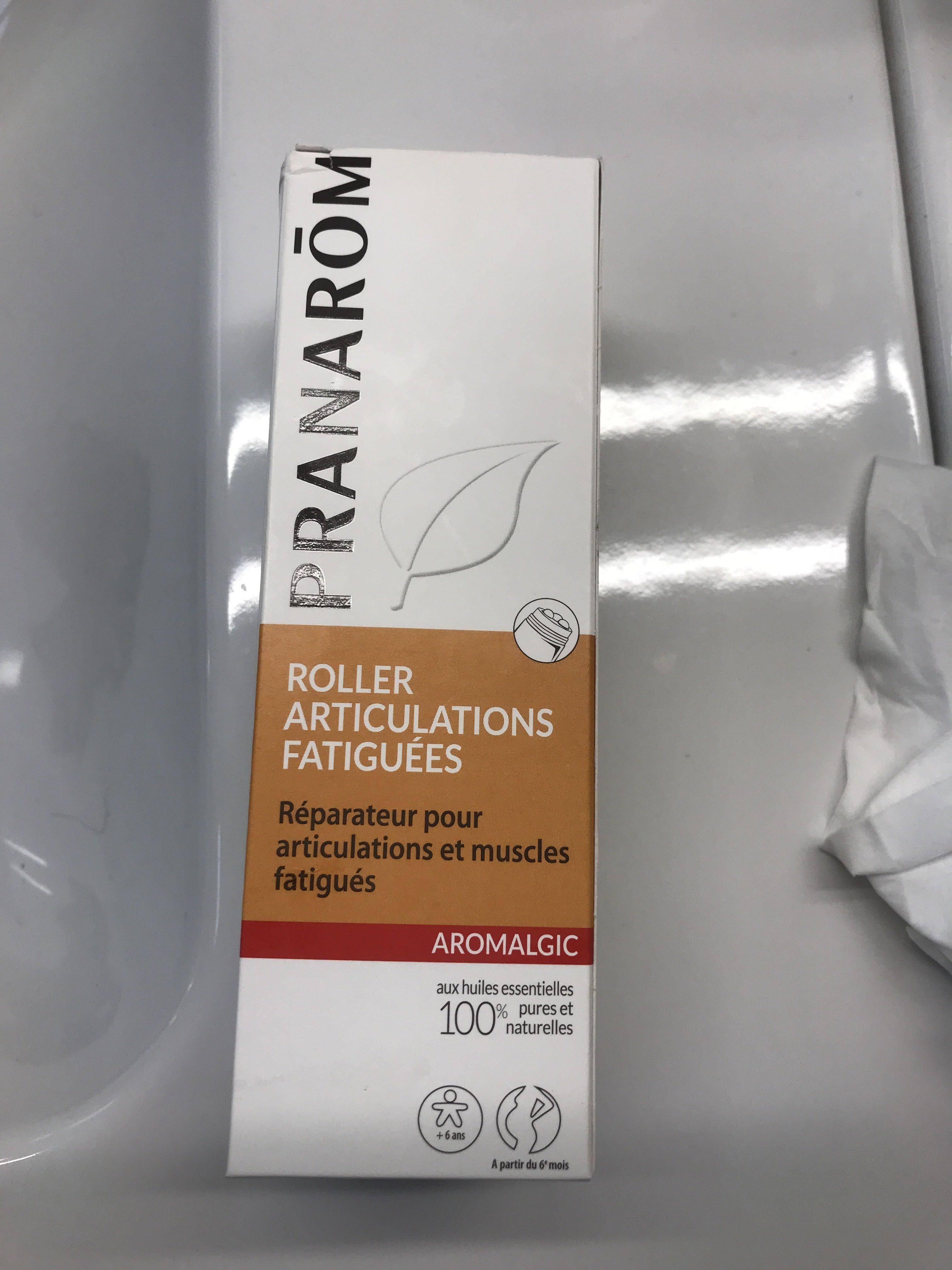 Roller articulations fatiguées - Product - fr