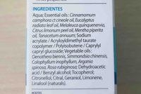 Aromaderm gel labial para pupas labiales - Ingredients - en