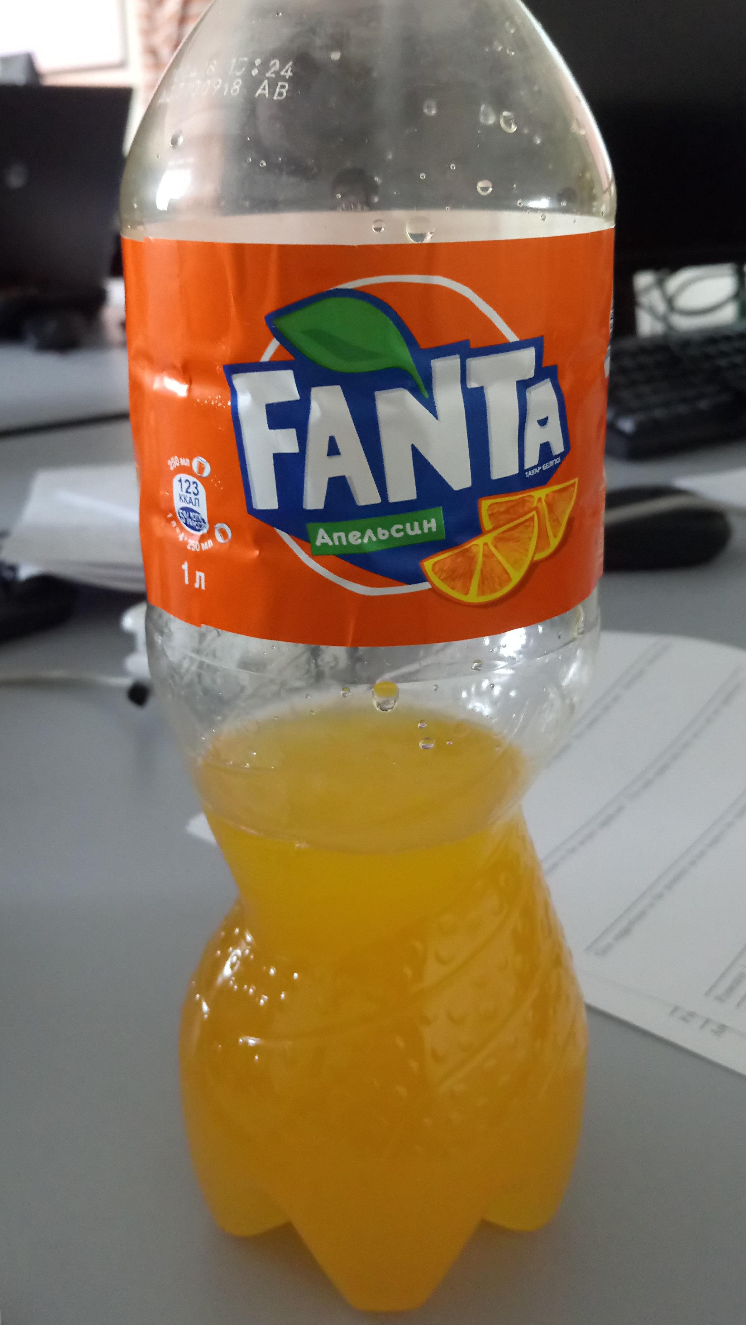 Fanta - Product - en