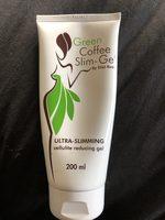 Green coffee alimenti-gel - Product - fr