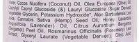 beessential - Ingredients - en