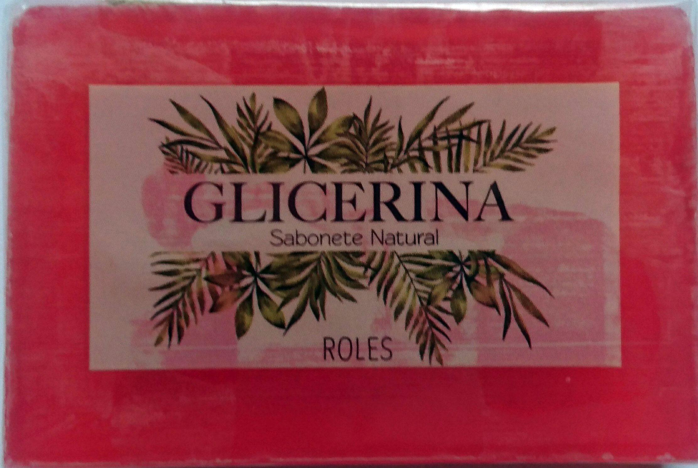 Glicerina Sabonete Natural - Produit - pt