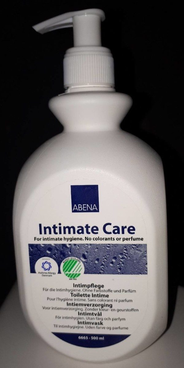 Intimate care - Produit - fr
