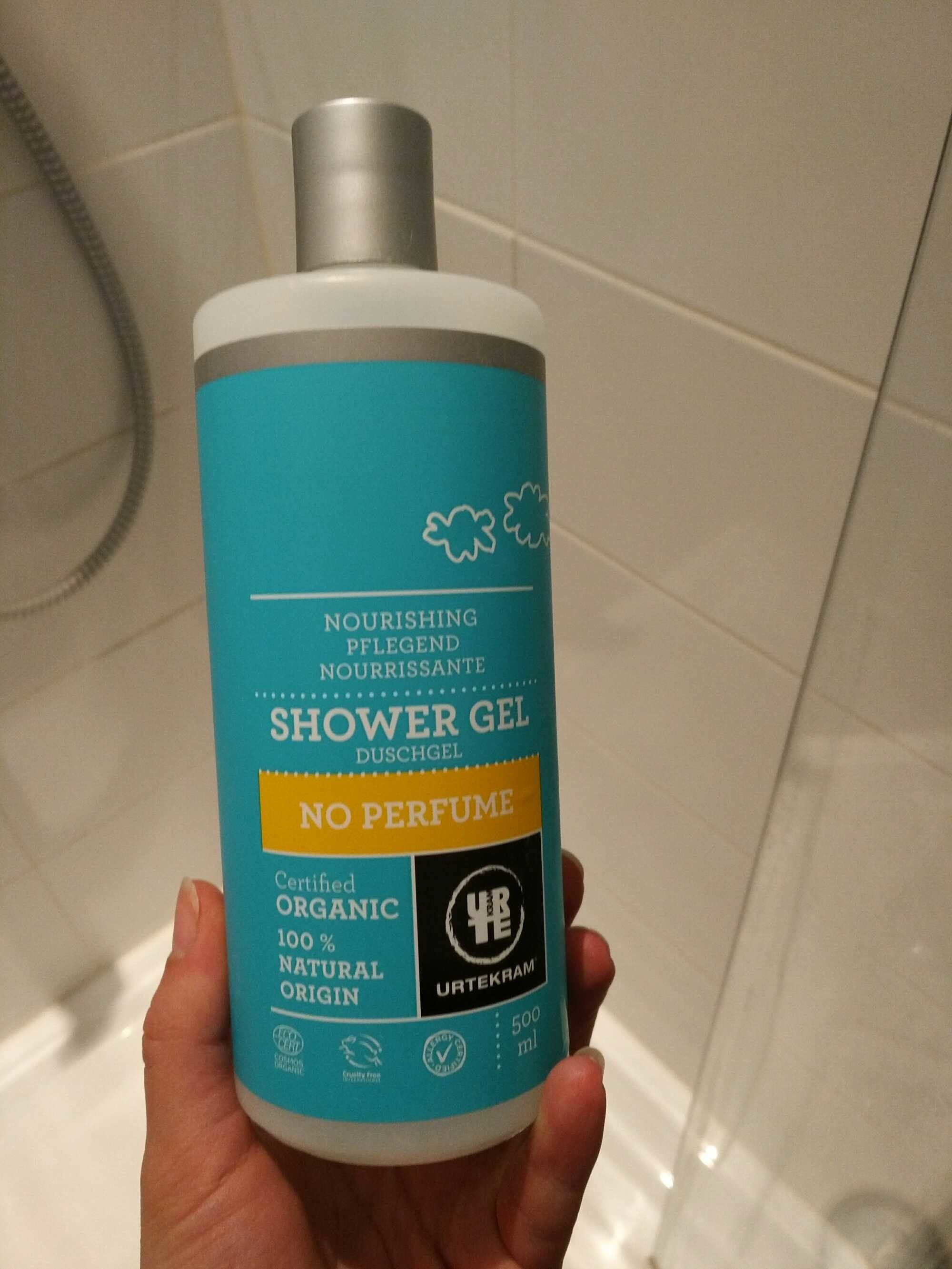 Shower gel no parfume - Produit - fr