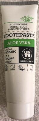 Toothpaste Aloe Vera - Product - en