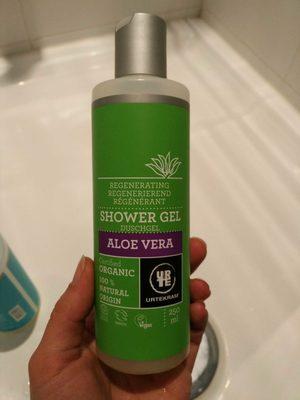 Shower gel aloe vera - Produit - fr