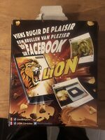 Lion breakfast céréales bar - Product