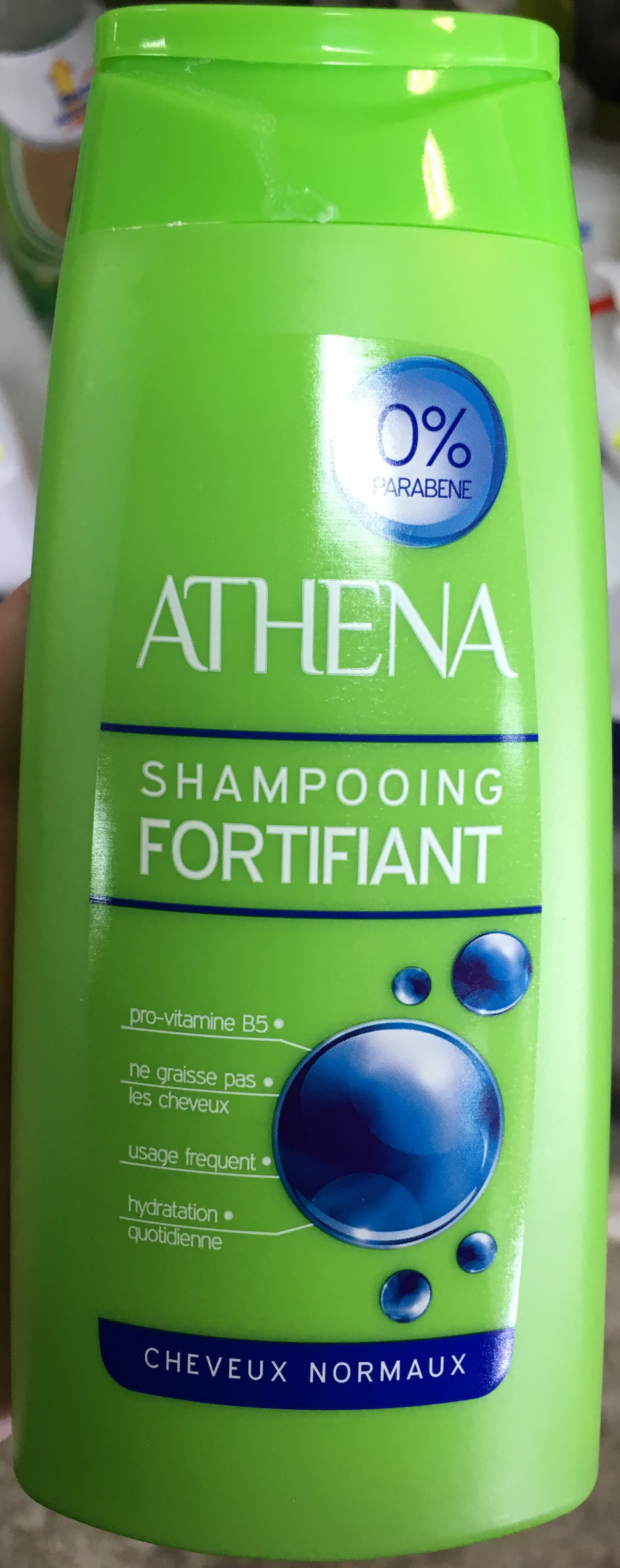 Shampooing fortifiant - Product