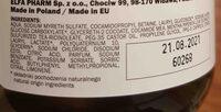 o`herbal shampoo - Ingrédients - en