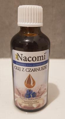 olej z czarnuszki - Product - pl