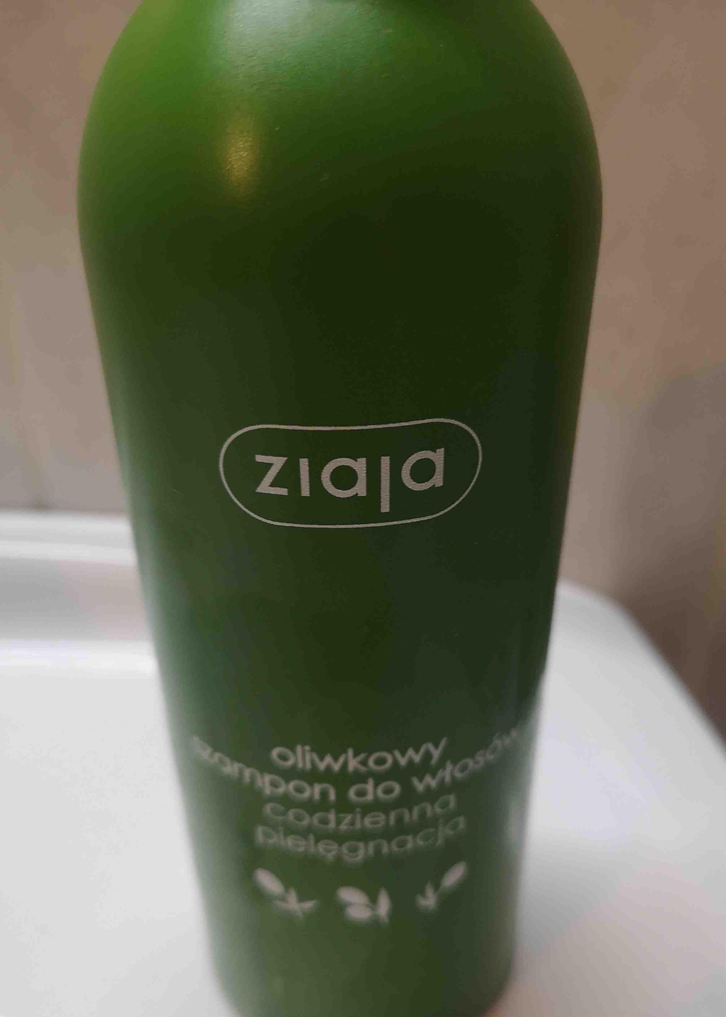 Ziaja oliwkowy szampon do wBosow codzienna pielgnacja - Product - en