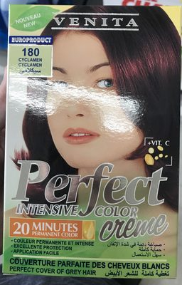 Perfect Intensive Color Creme 180 Cyclamen - Product