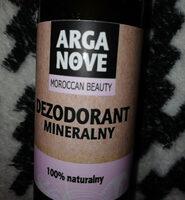 Dezodorant mineralny róża z kokosem - Product - pl