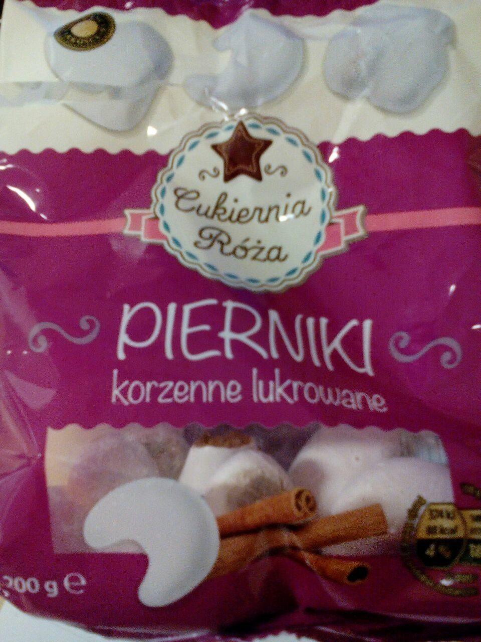 Pierniki - Product