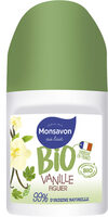 Monsavon Déodorant Femme Bille Senteur Vanille Fleur Figuier Bille - Product - fr