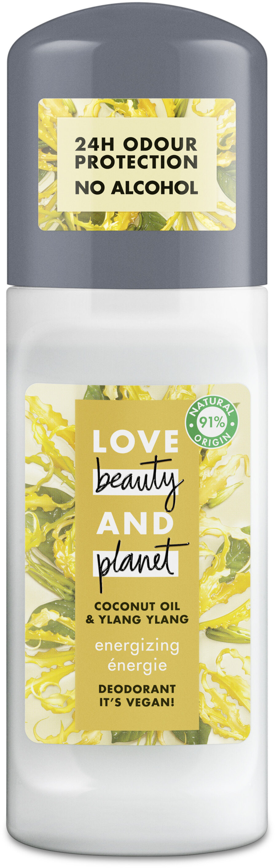 Love Beauty And Planet Déodorant Bille Énergie - Product - fr
