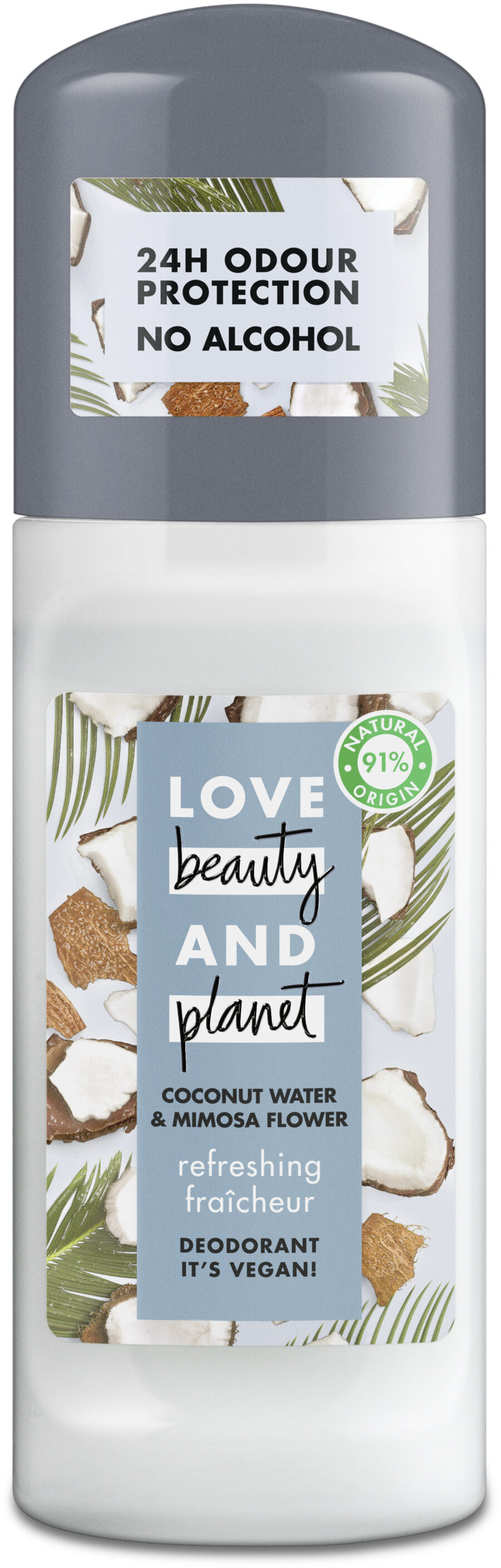 Love Beauty And Planet Déodorant Femme Bille Fraîcheur - Product - fr