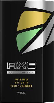 AXE Eau De Toilette Wild - Produit - fr