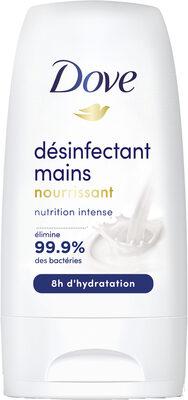 Dove Désinfectant Mains Nutrition Intense - Product - fr