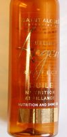 huile nutrition et brillance sublime Argan - Product - fr